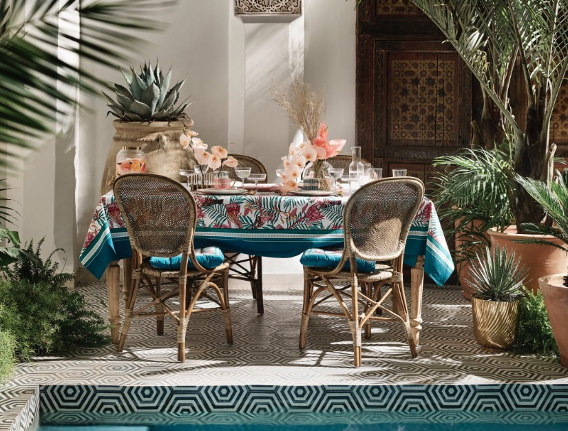 h&m summer home accents