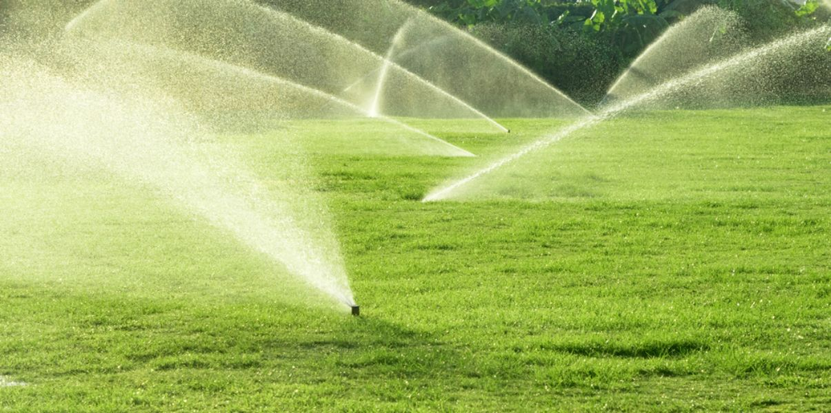 An irrigation system need to provide adequate coverage.