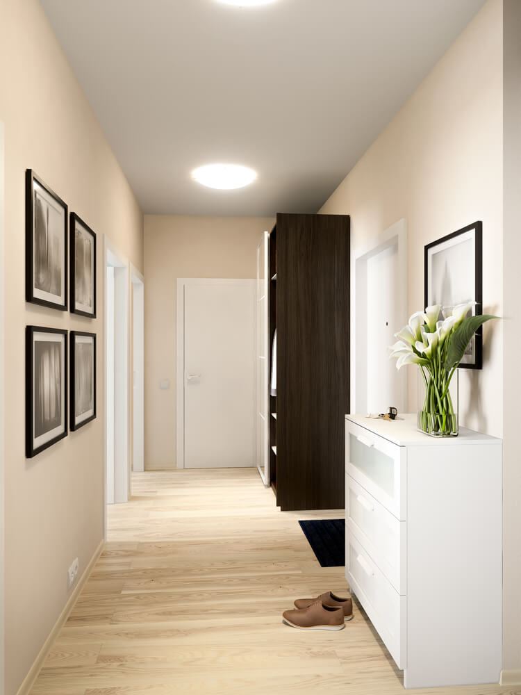 light your hallway 1