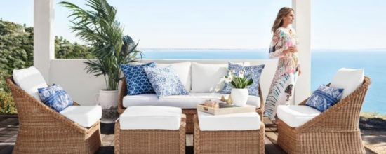 Palm Beach Chic is Now Available at Williams Sonoma Thanks to Aerin Lauder