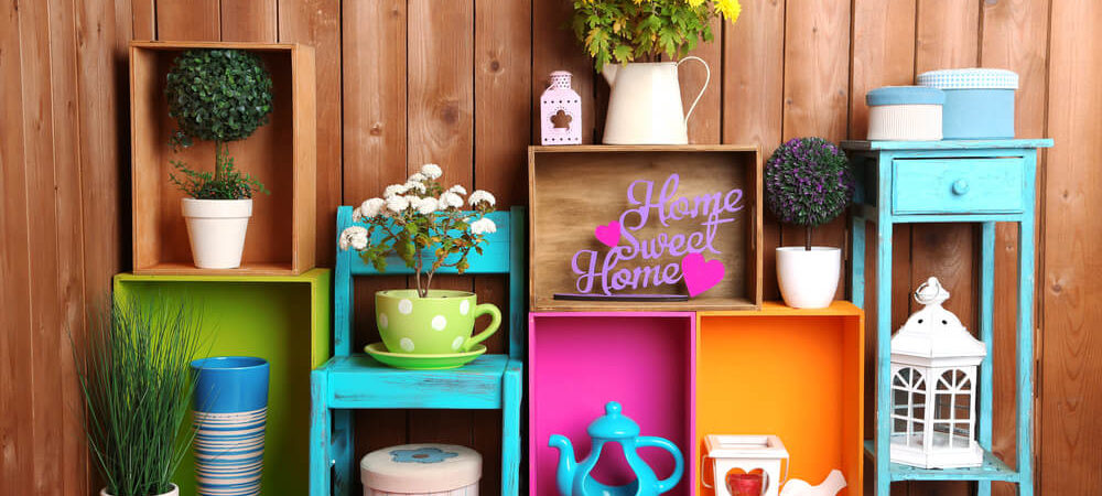Home Organizers that Add Color to Your Space