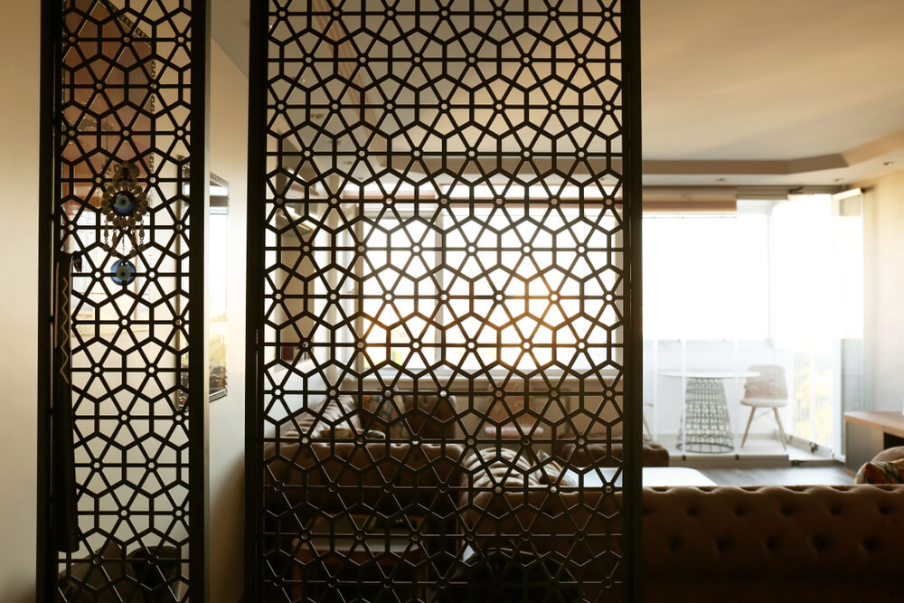 Room Dividers Open Design