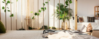 How to Use Room Dividers in Small Spaces