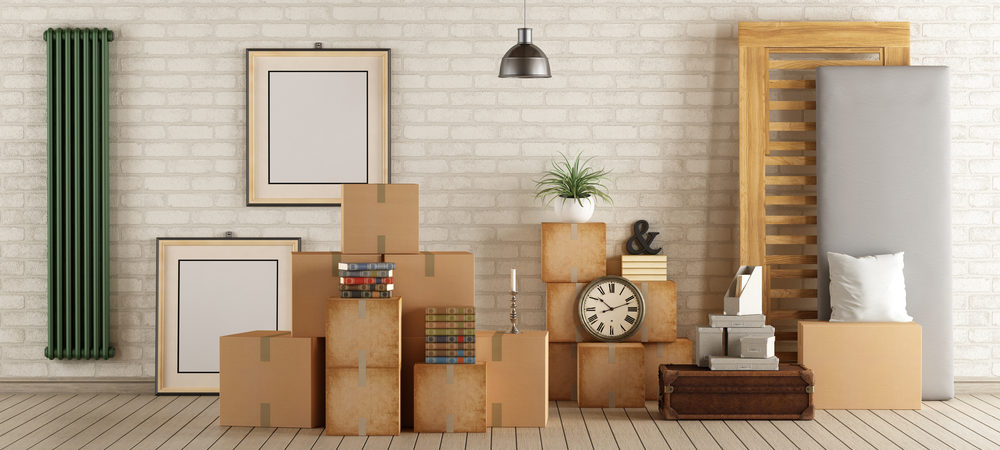Follow These 4 Tips To Stay Organized When You're Moving On A Short Deadline