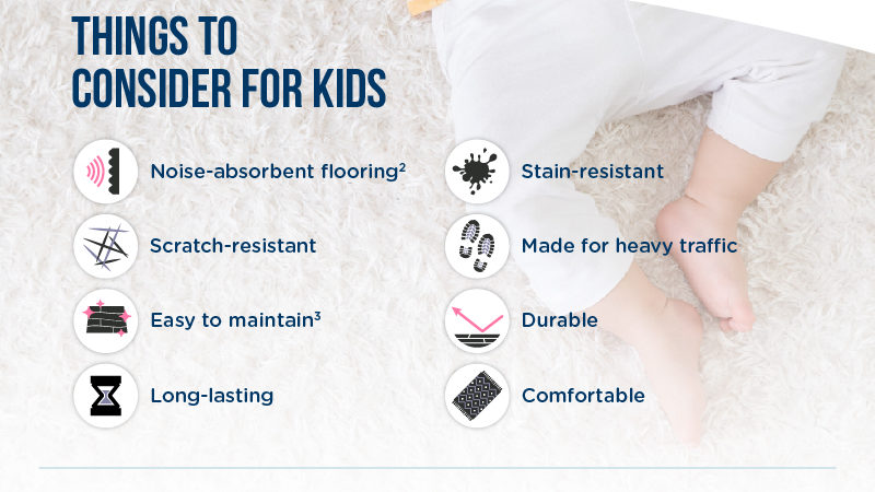 Kid-Friendly Flooring Guide for Parents