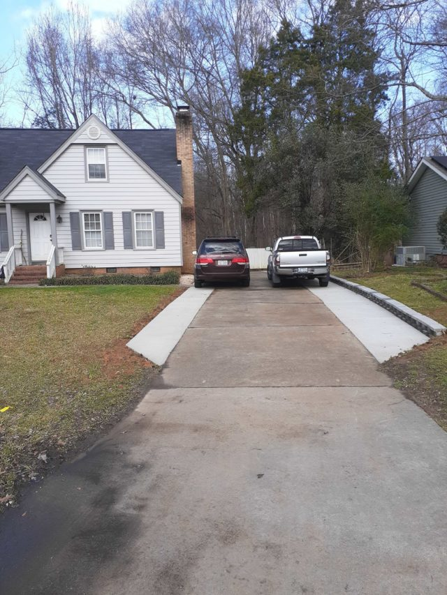 How I Extended My Driveway – Reader Story