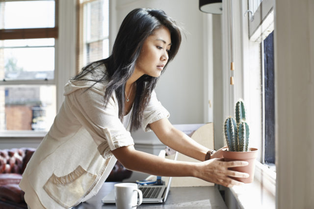 Organizing your home while sheltering in place
